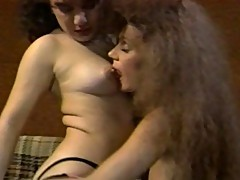 Mature redhead Carol satisfies young Arcie