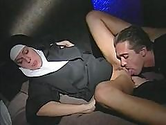 Secret Sexual Encounter With An Incredibly Appealing Young Nun