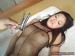 Kaoru Mugi Asian Babe Is In Gang Bang Part2