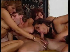 Angelica Bella group sex