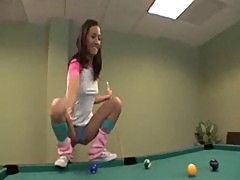 Pool table fun