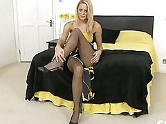 Pantyhosed4U Sky TAG dirtypantyhosedamateursolomasturbations...