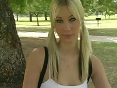 Kristina schoolgirl day video at ftv