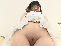 Shaved pussy from Japan - part 1.