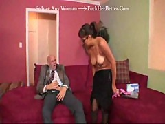 Old boss fucked his secretary