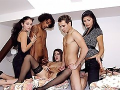 Teensex at party