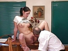 Stunning pretty hottie rides cock