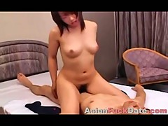 Tiny Asian fuck doll