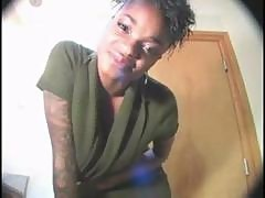 HomeGrownFlix com Ebony Teen Cam Girl