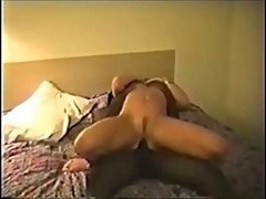 YOUNG COUPLE TURNED ON BY TEIR BLACK OLDER BULL