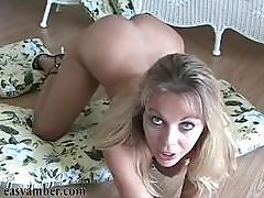 Amber Lynn Bach Is A Hottie Tramp Who Gets Taken From Behind