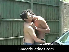 Dano, Saul and David latino gay