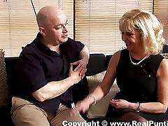Mature couple fuck harder then young ones