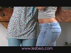 Lesbea Teens crave more orgasms