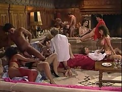 Sarah Young - Dirty Woman 2 - orgy scene ...