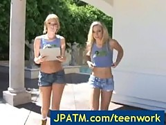 Busty Sexy Teens Fucked At Work Hardcore ...