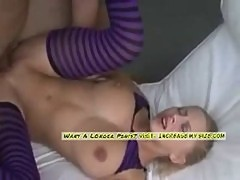 Impressive Swedish Teen banged (new)