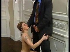 Young Ukraine girl as sexslave