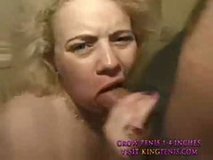 British housewife takes two cocks in hand part2
