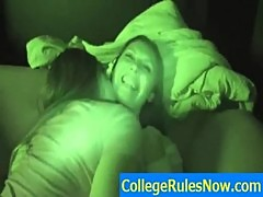 Sexy College Videos And Dorm SexTapes - CollegeRulesNow.com - movie-18