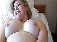 French mature fucked by young stud