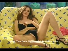 Jamie - french chick having telephone sex