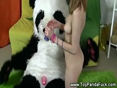 Teen photographer seduced by her toypanda