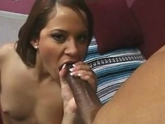 Savannah Stern Gets Her Face Showered In Some Hot Cum