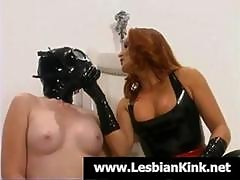 Dirty Toilet Training For A Young Slave Skank In Training By Her Mistress